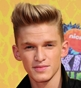 Hairstyle [8932] - Cody Simpson, medium hair straight