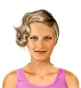 Hairstyle [1493] - party and glamorous