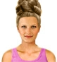 Hairstyle [1775] - party and glamorous
