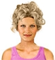 Hairstyle [1594] - party and glamorous