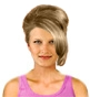 Hairstyle [1621] - party and glamorous