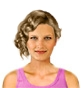 Hairstyle [1183] - party and glamorous