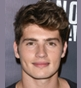 Hairstyle [9752] - Gregg Sulkin, medium hair straight