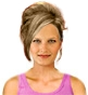 Hairstyle [2227] - wedding, bridal
