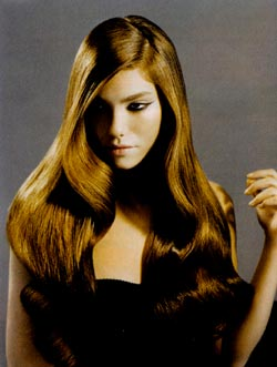 Trendy fryzury - gerry santoro at great lengths