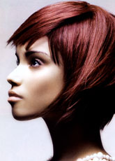 Fryzury gwiazd - Edwin Johnston. The Cutting Room Hair Design for Naha18, Nanaimo, Canada
